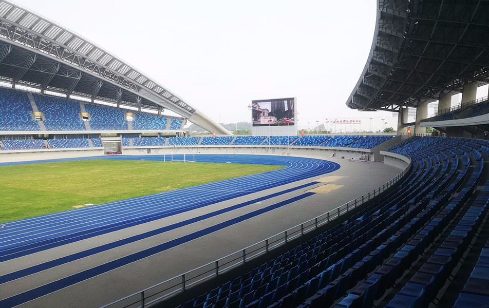 广东省江门滨江体育中心